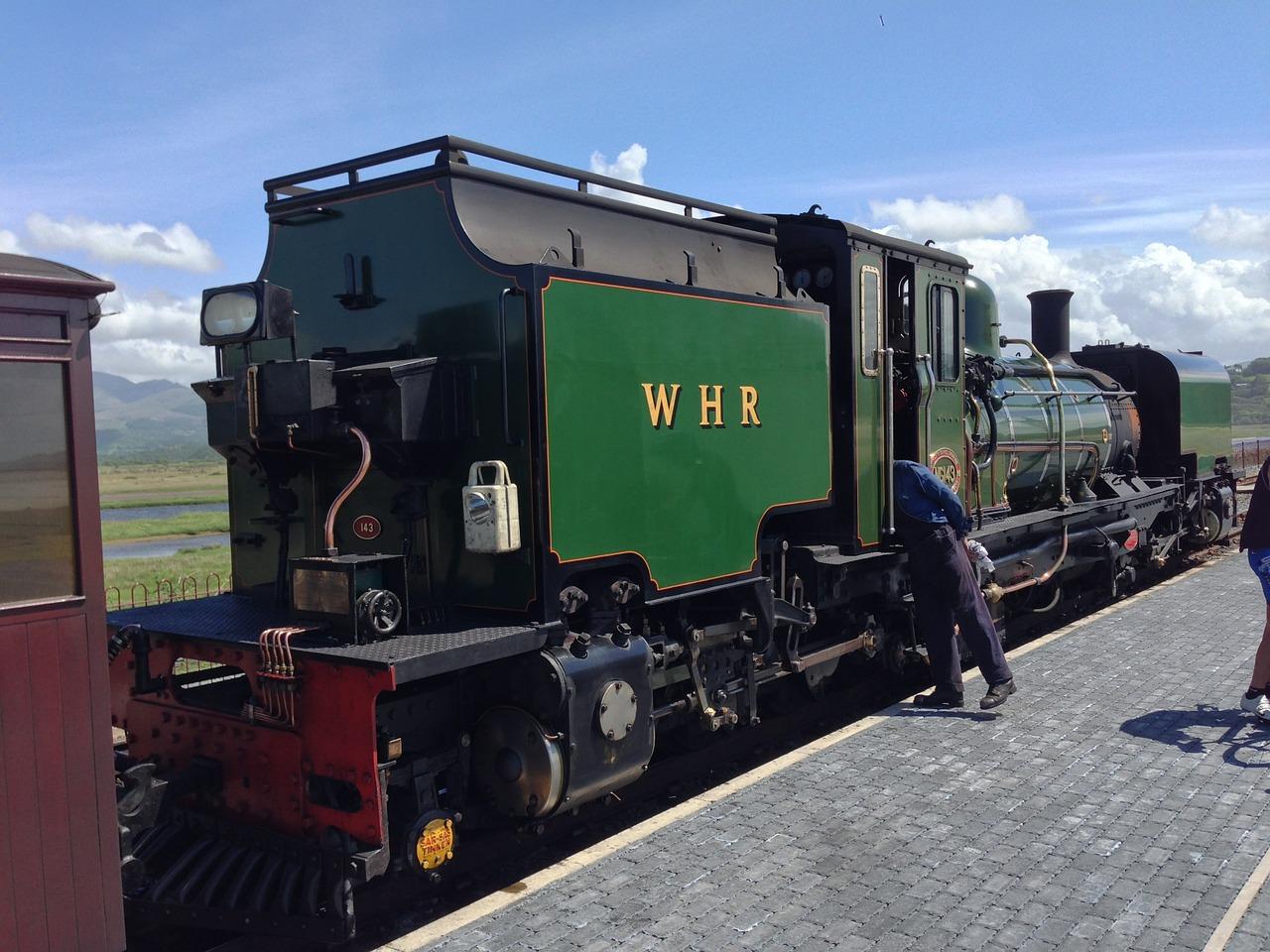 Beyer-Garratt-Lokomotiven - Britische Bahn Wiki